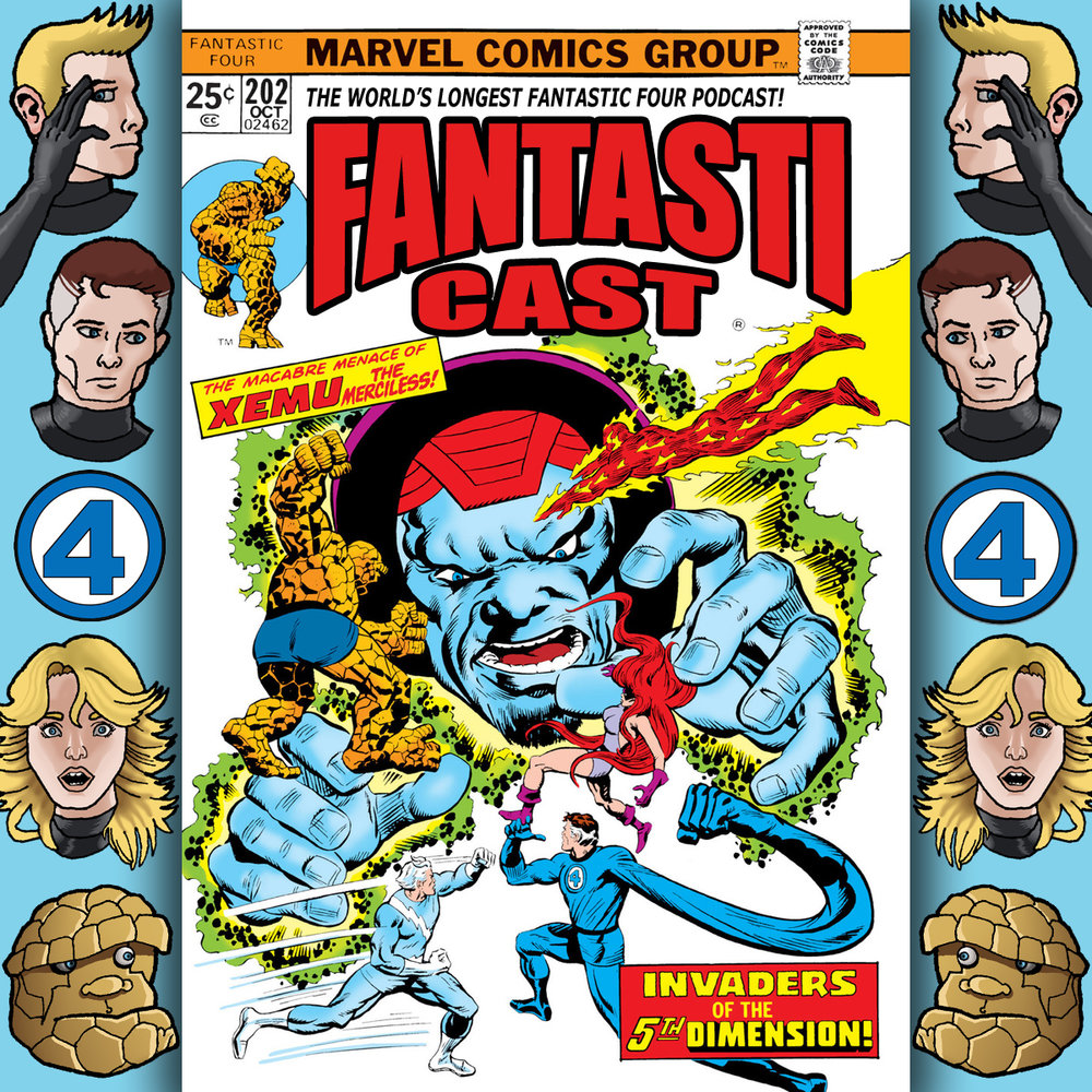 The Fantasticast Episode 202