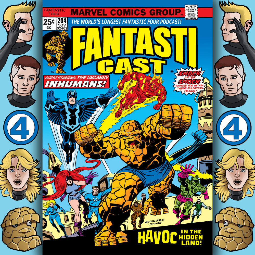 The Fantasticast Episode 204