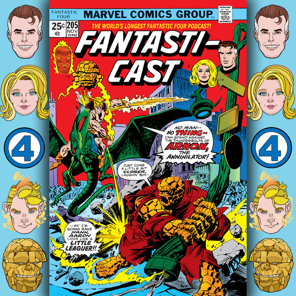 The Fantasticast Episode 205