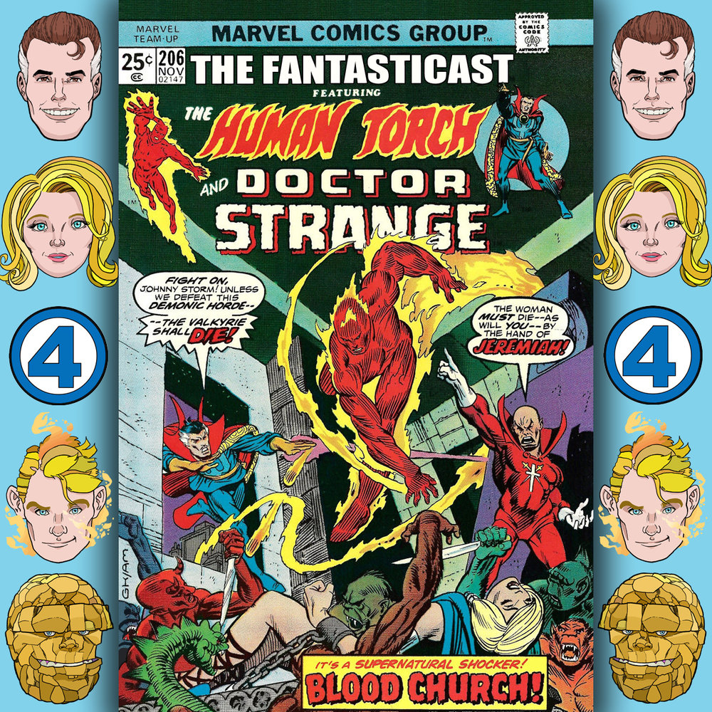 The Fantasticast Episode 206