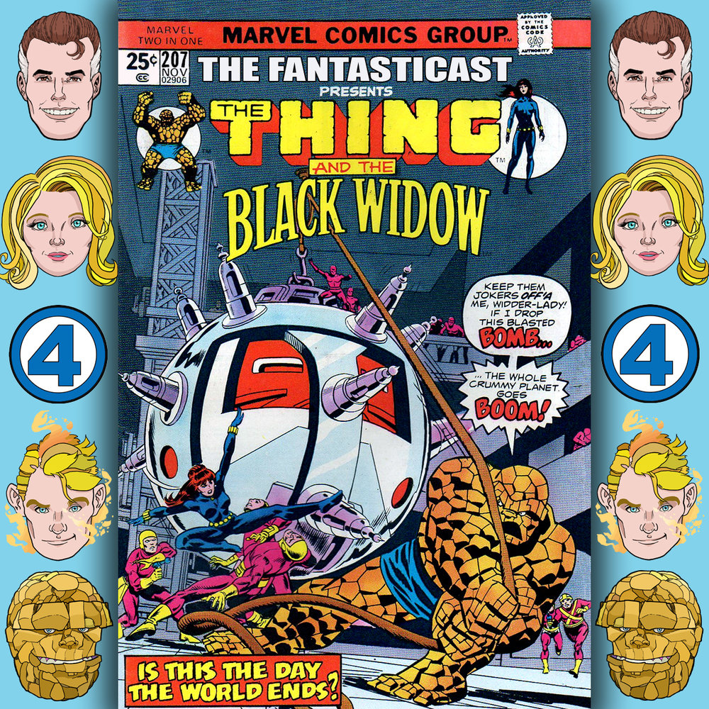 The Fantasticast Episode 207