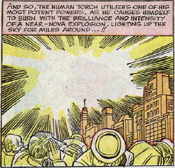 Fantastic Four Annual #2, page 20, panel 3