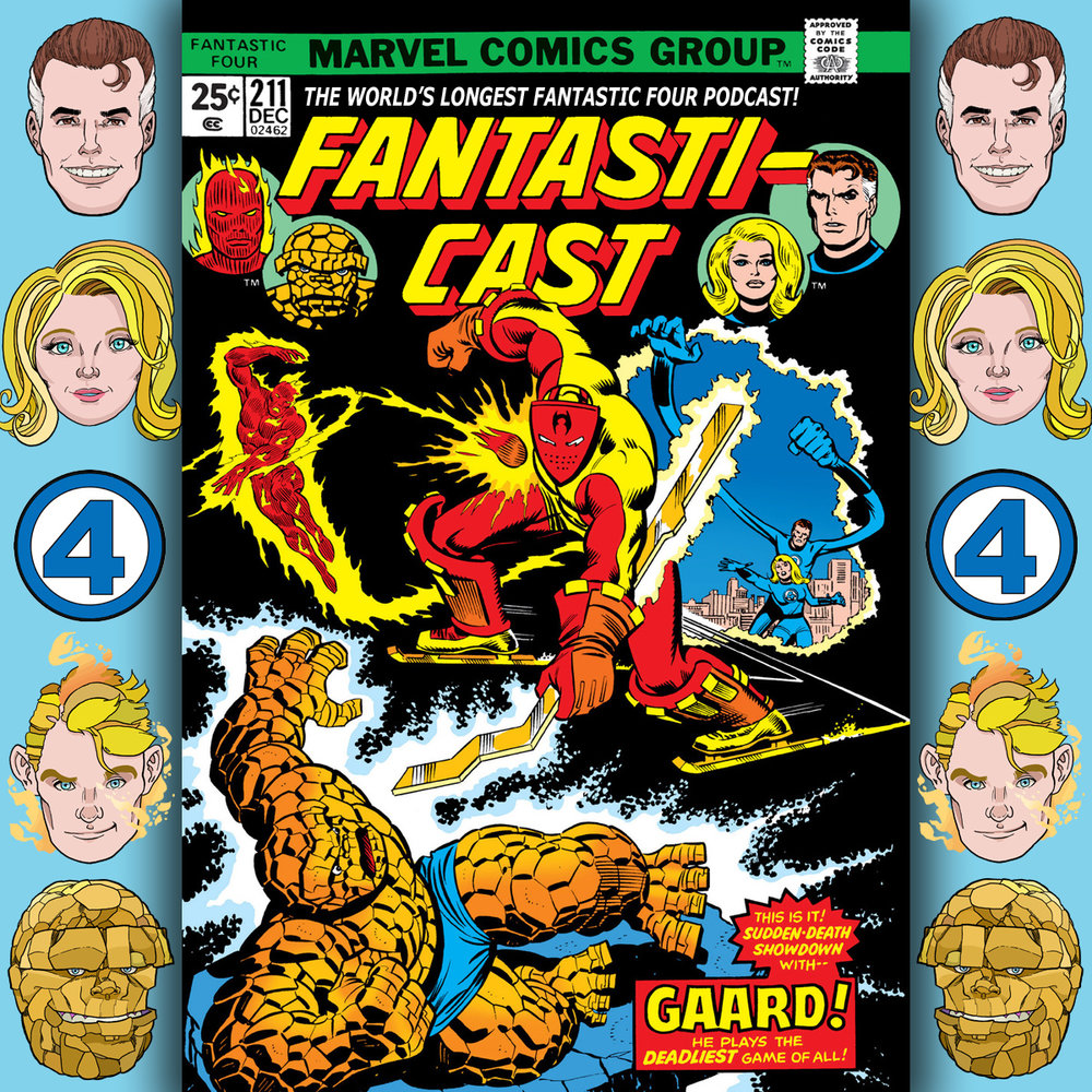 The Fantasticast Episode 211