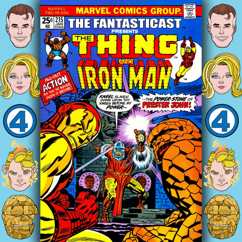 The Fantasticast Episode 215