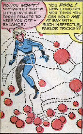 Fantastic Four Annual #2, page 23, panel 1