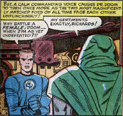 Fantastic Four Annual #2, page 23, panel 4