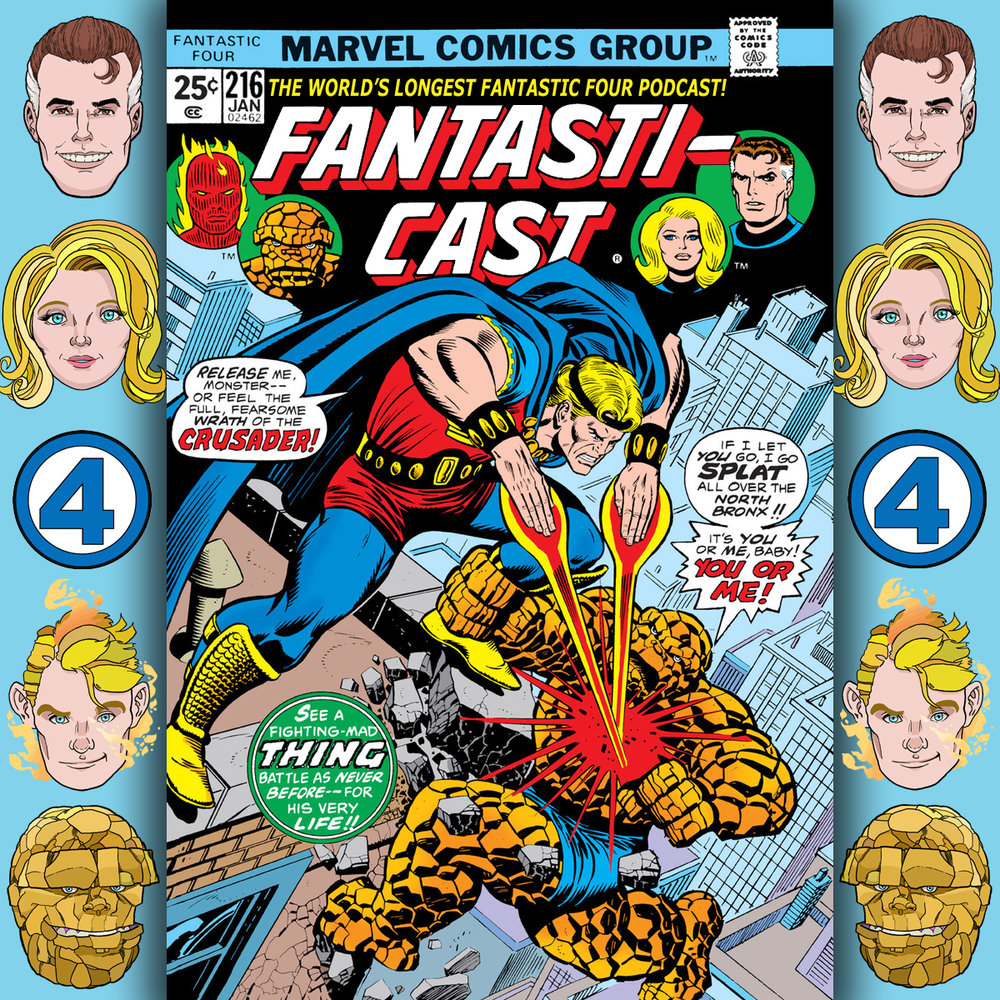 The Fantasticast Episode 216