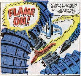 Fantastic Four #31, page 9, panel 3