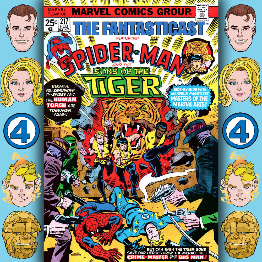The Fantasticast Episode 217