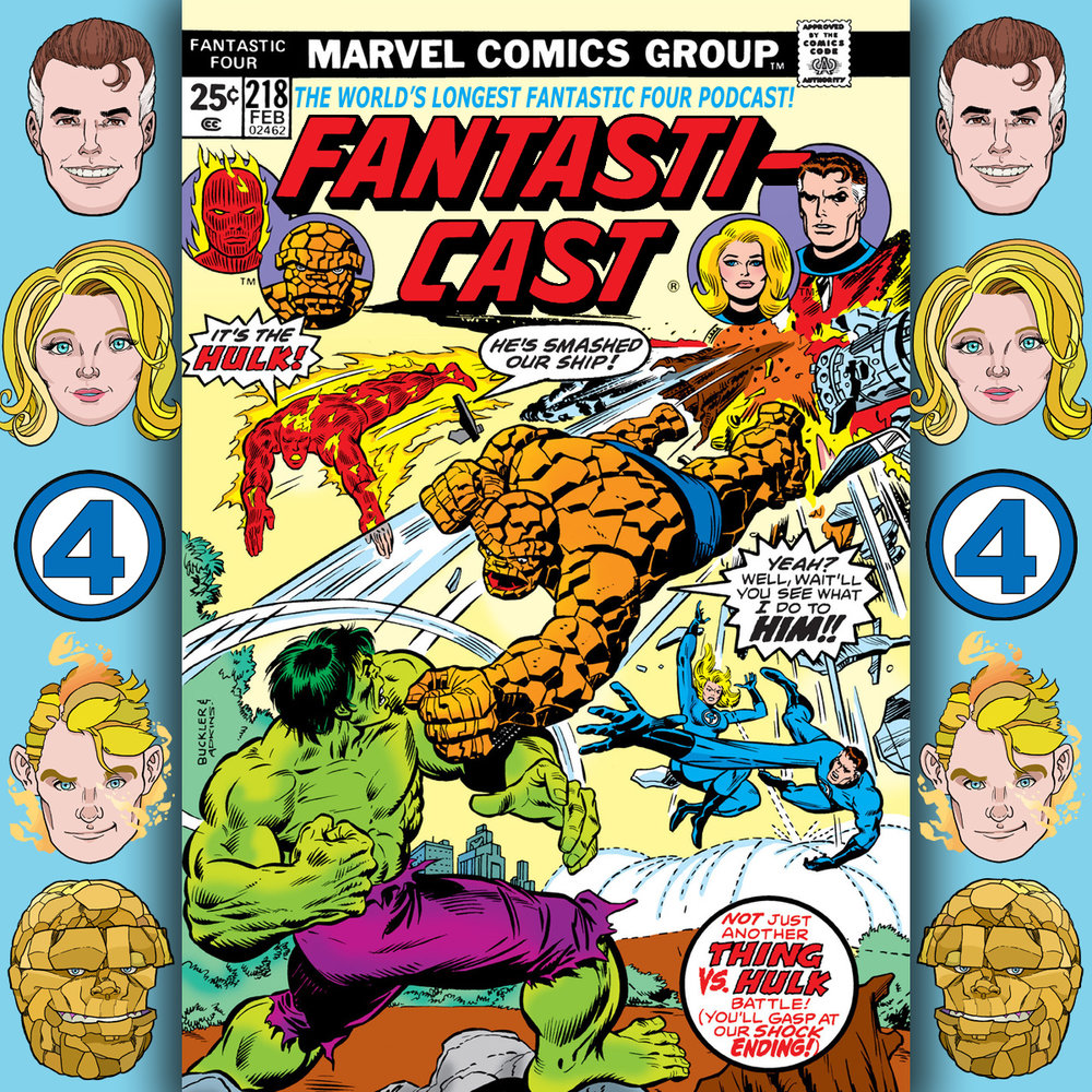 The Fantasticast Episode 218