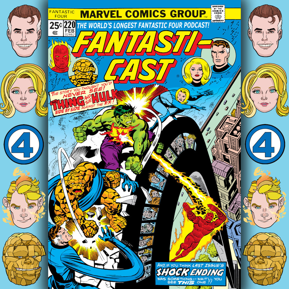The Fantasticast Episode 220