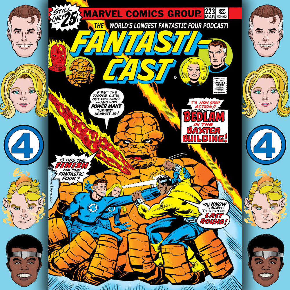 The Fantasticast Episode 223