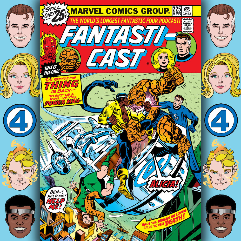 The Fantasticast Episode 225