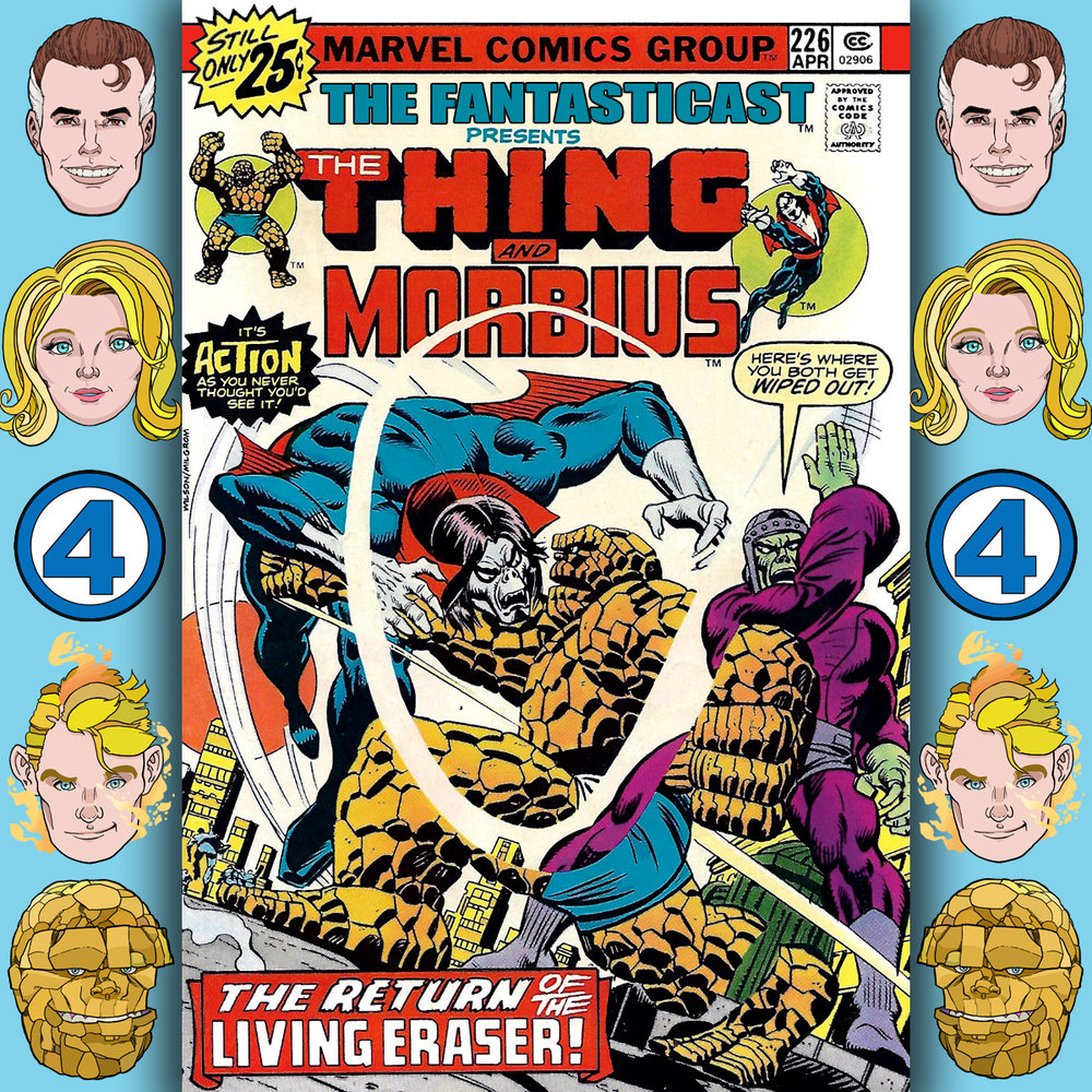 The Fantasticast Episode 226