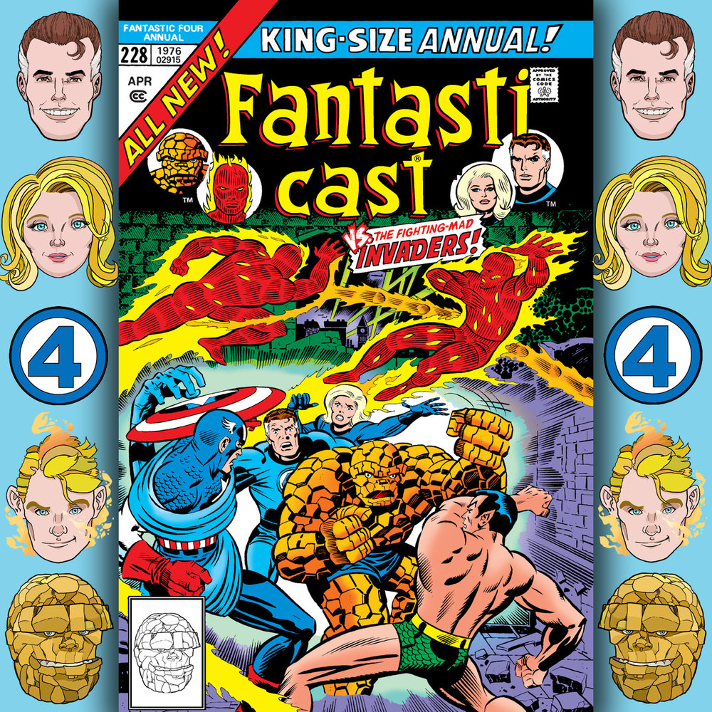 The Fantasticast Episode 228
