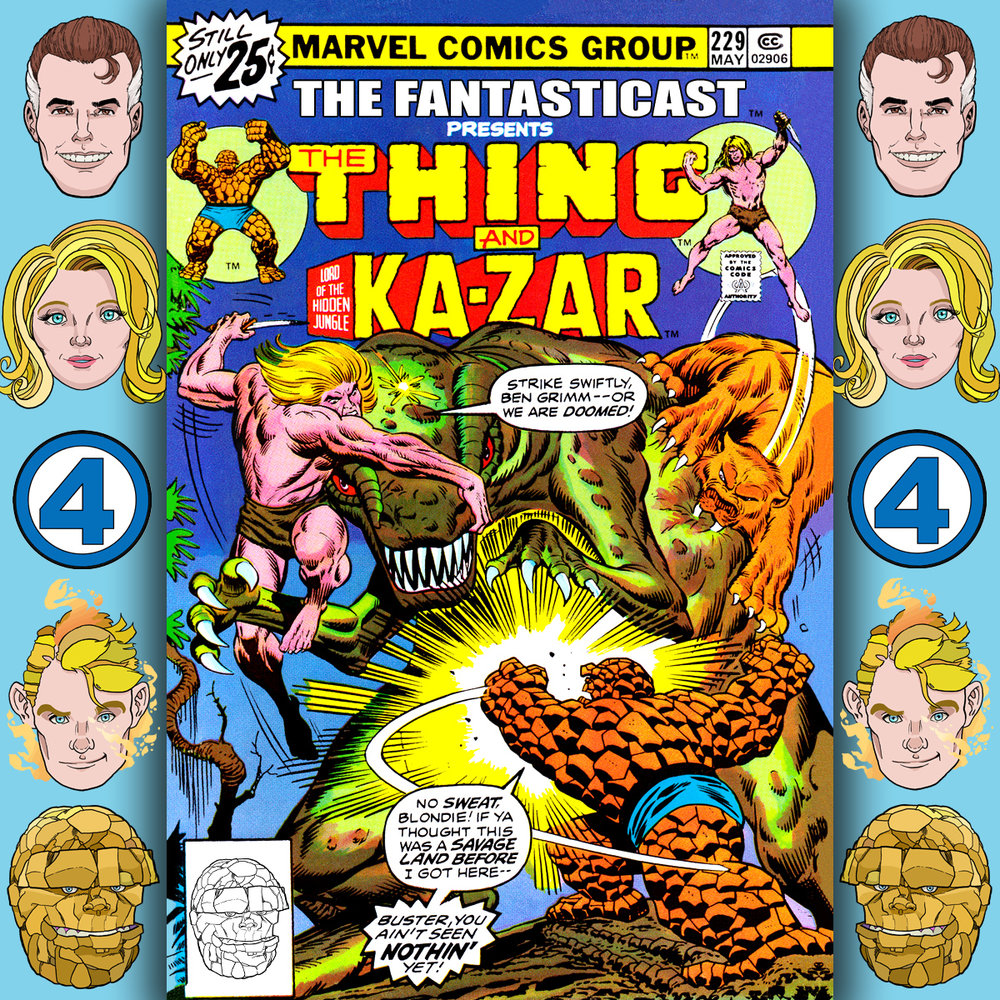 The Fantasticast Episode 229