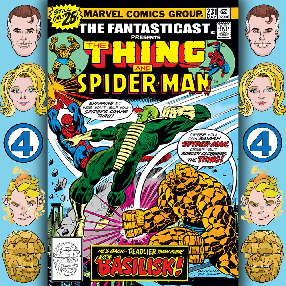 The Fantasticast Episode 231