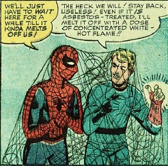Amazing Spider-Man #19, page 19, panel 5
