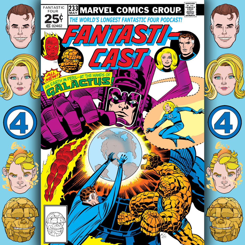 The Fantasticast Episode 233