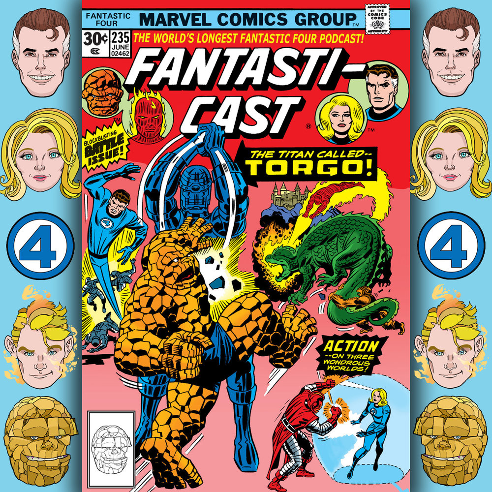 The Fantasticast Episode 235