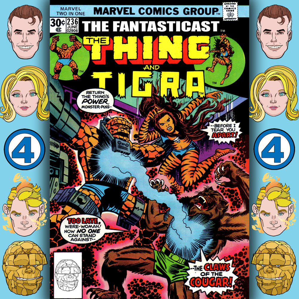 The Fantasticast Episode 236