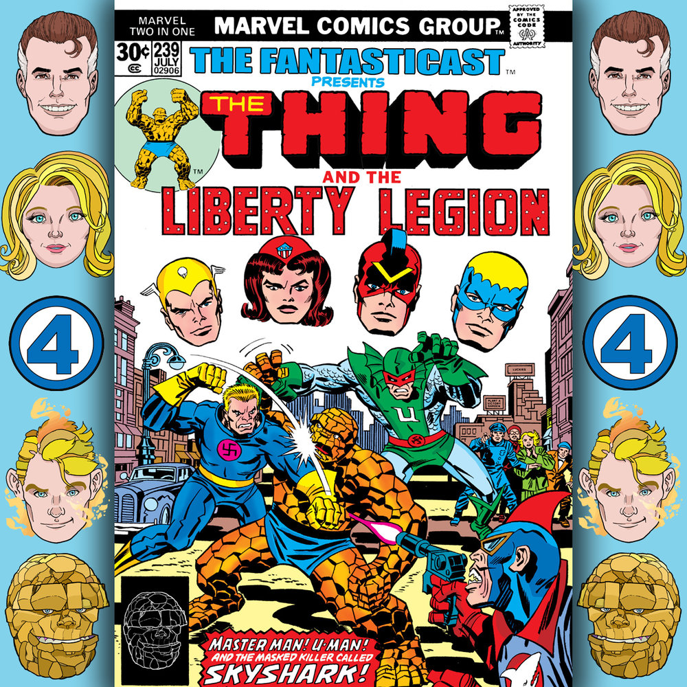 The Fantasticast Episode 239