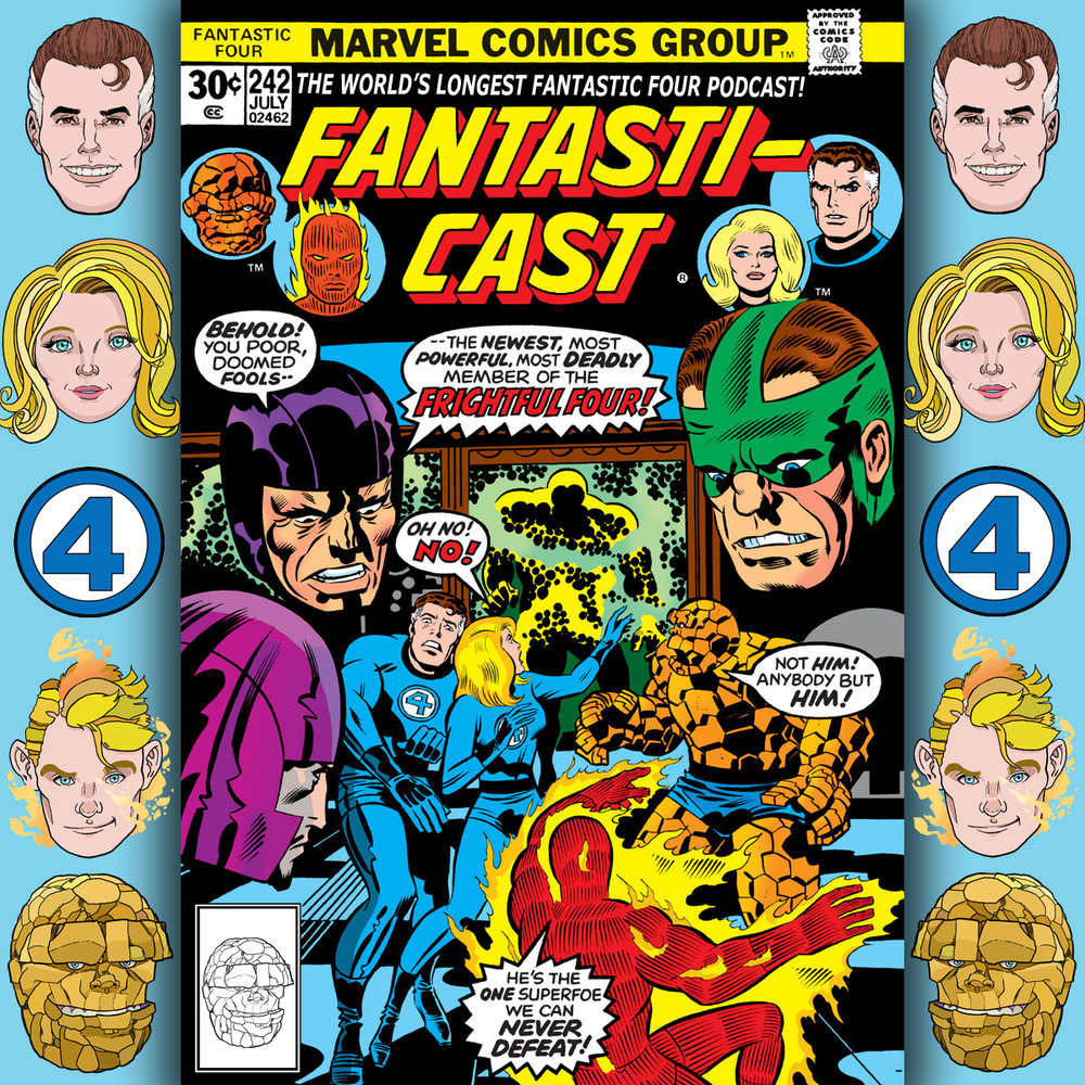 The Fantasticast Episode 242