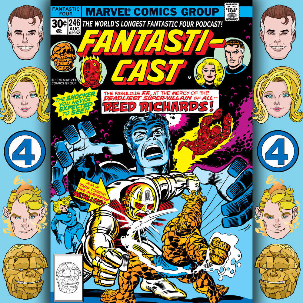 The Fantasticast Episode 246