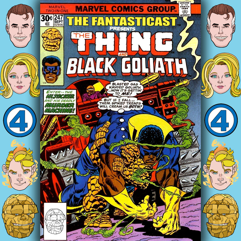 The Fantasticast Episode 247
