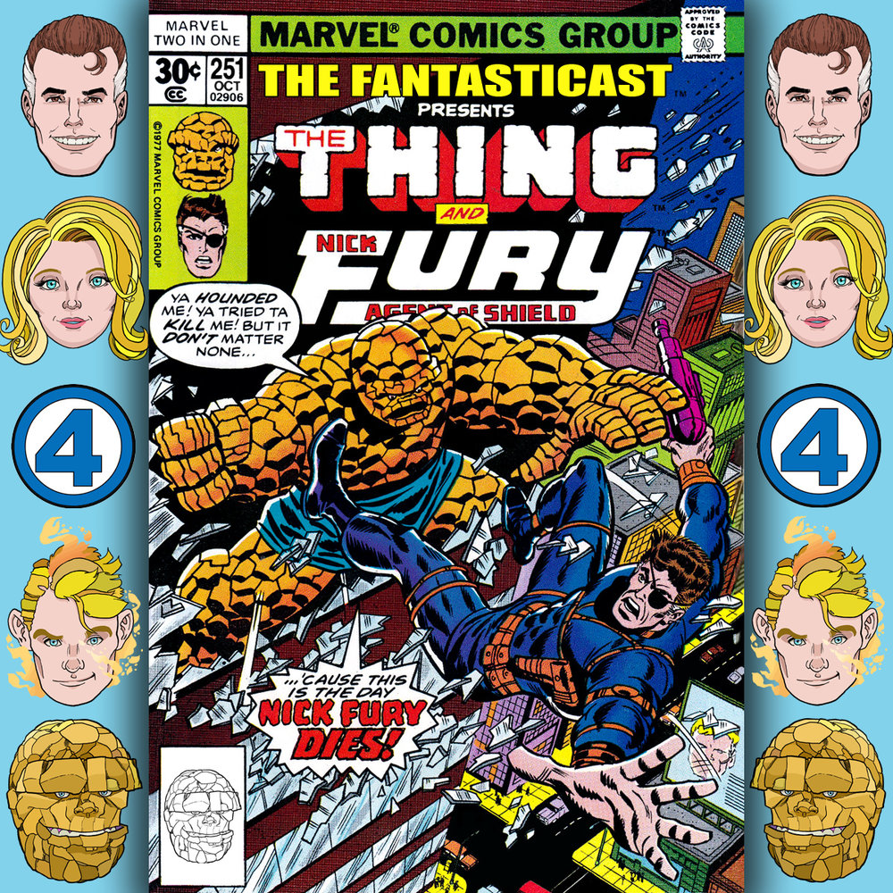 The Fantasticast Episode 251