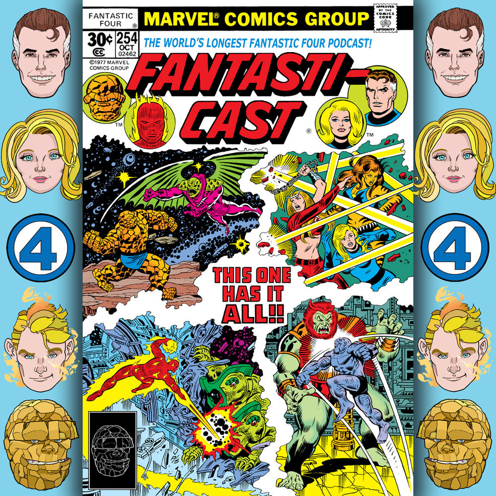 The Fantasticast Episode 254