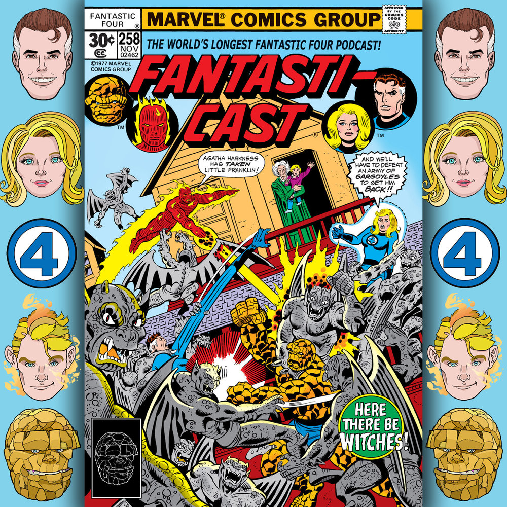 The Fantasticast Episode 258