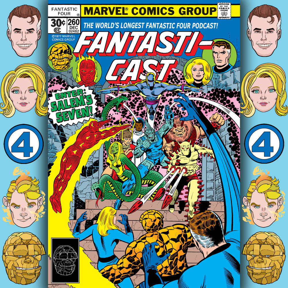 The Fantasticast Episode 260