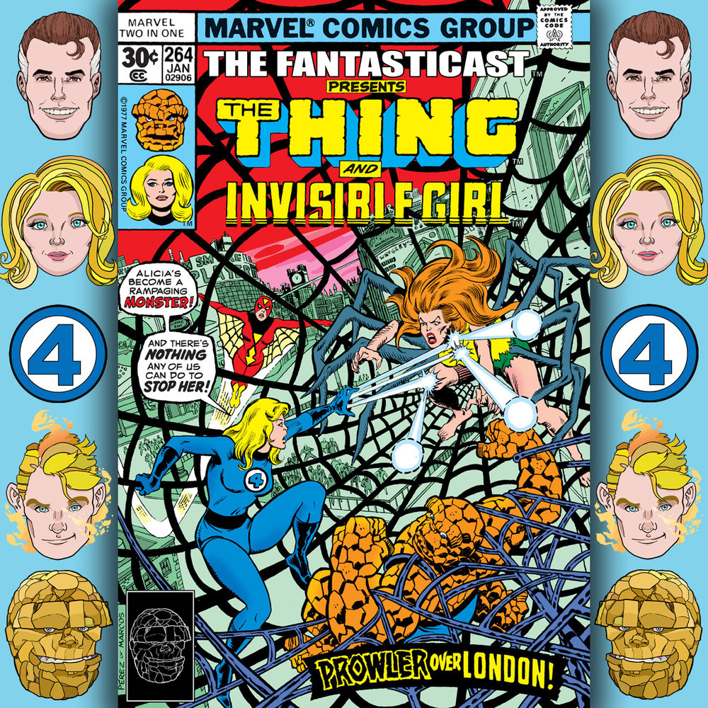 The Fantasticast Episode 264