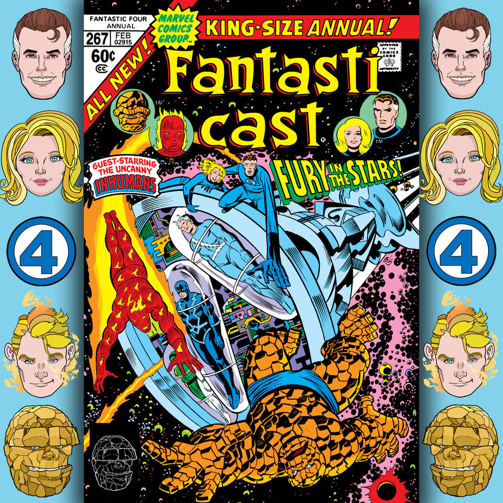 The Fantasticast Episode 267