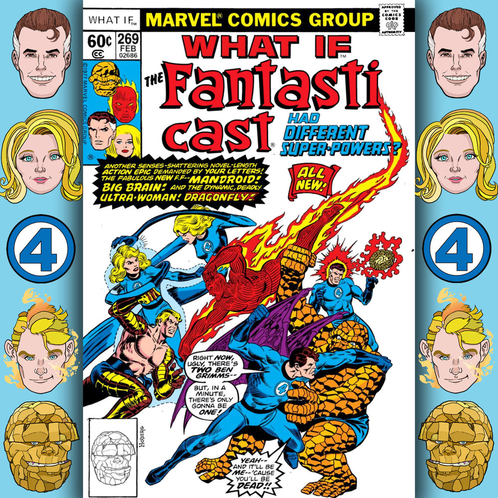 The Fantasticast Episode 269