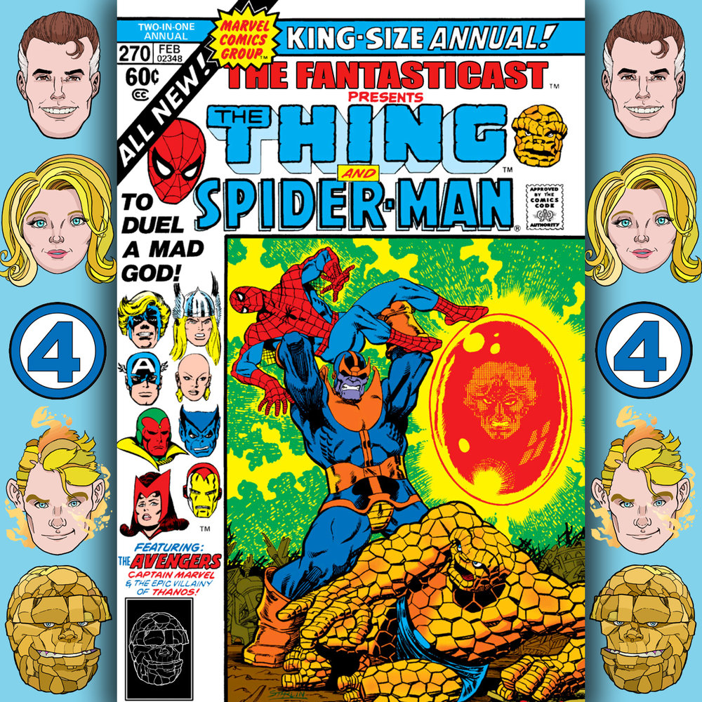 The Fantasticast Episode 270