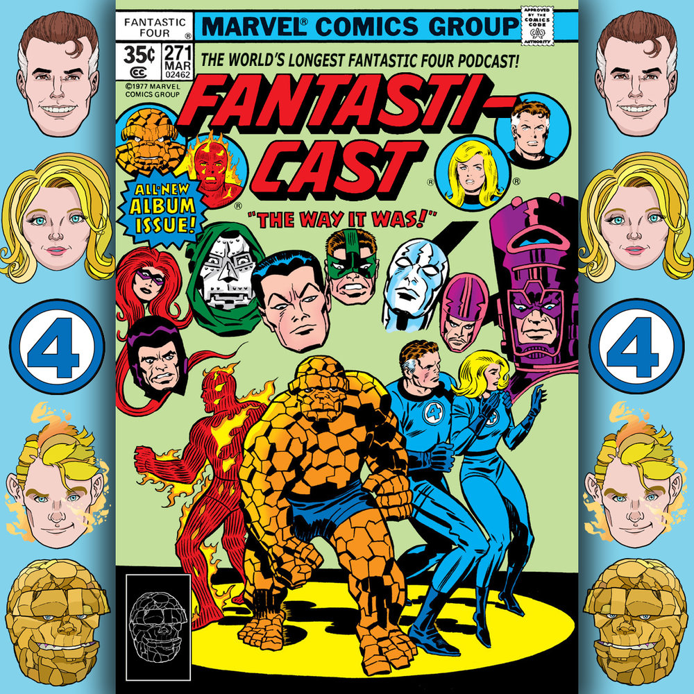 The Fantasticast Episode 271