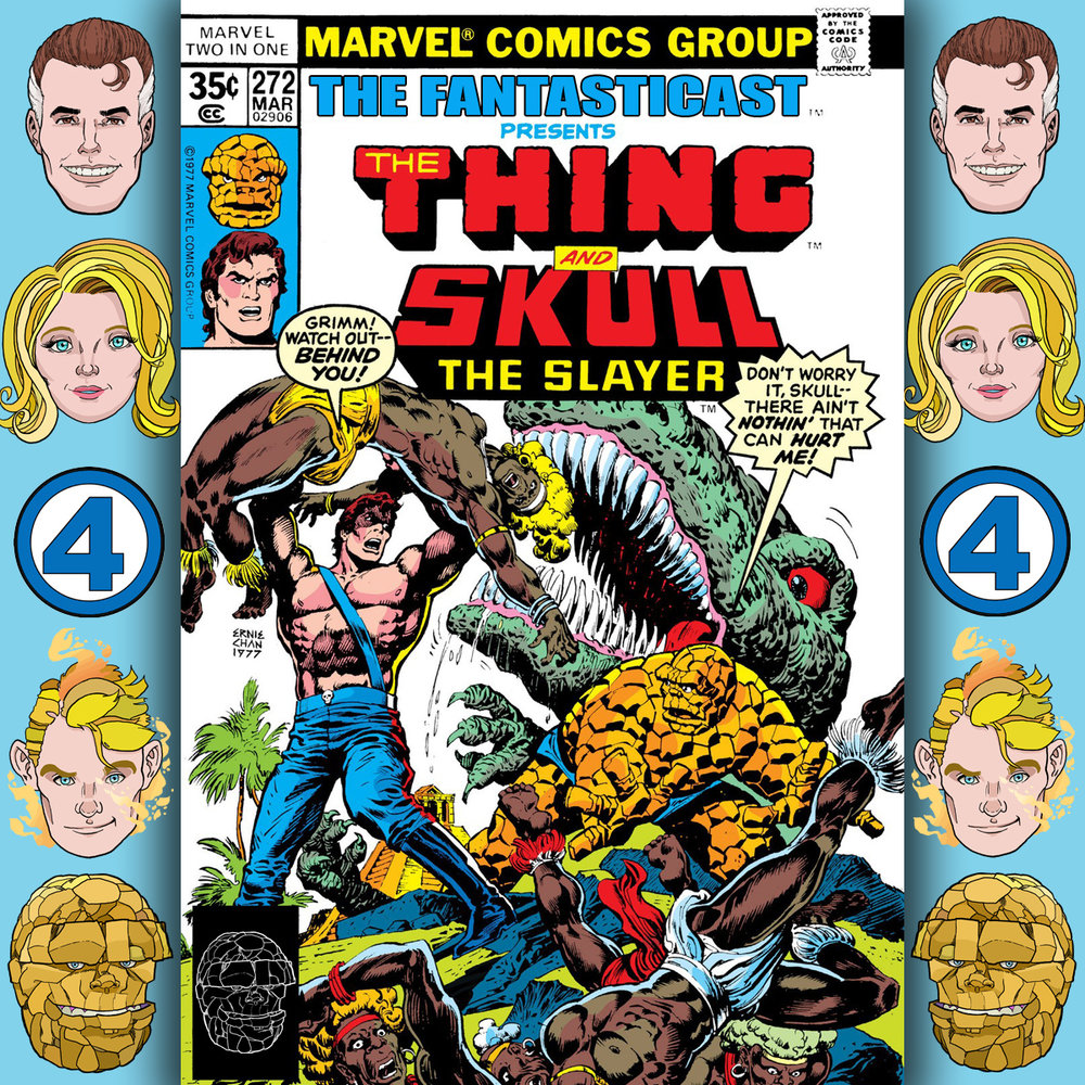 The Fantasticast Episode 272