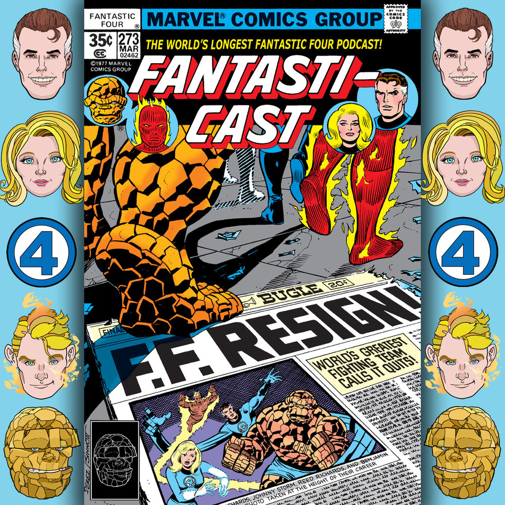 The Fantasticast Episode 273