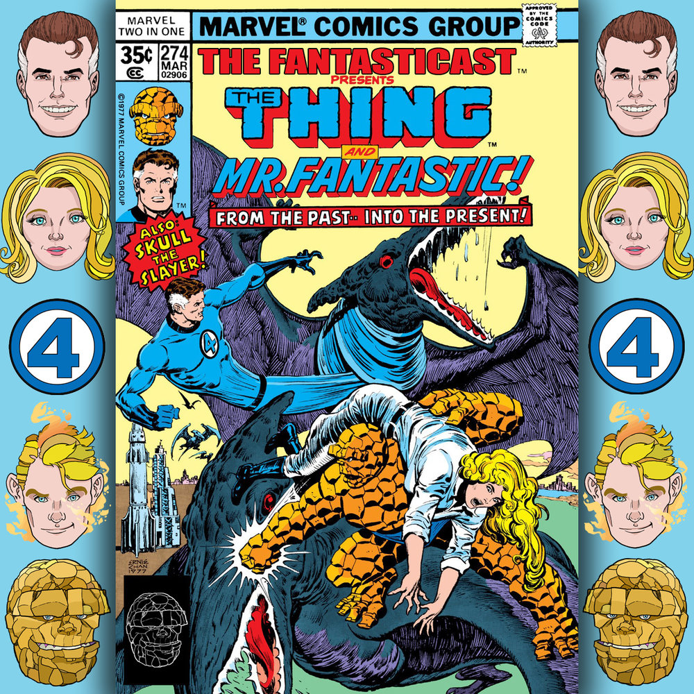 The Fantasticast Episode 274