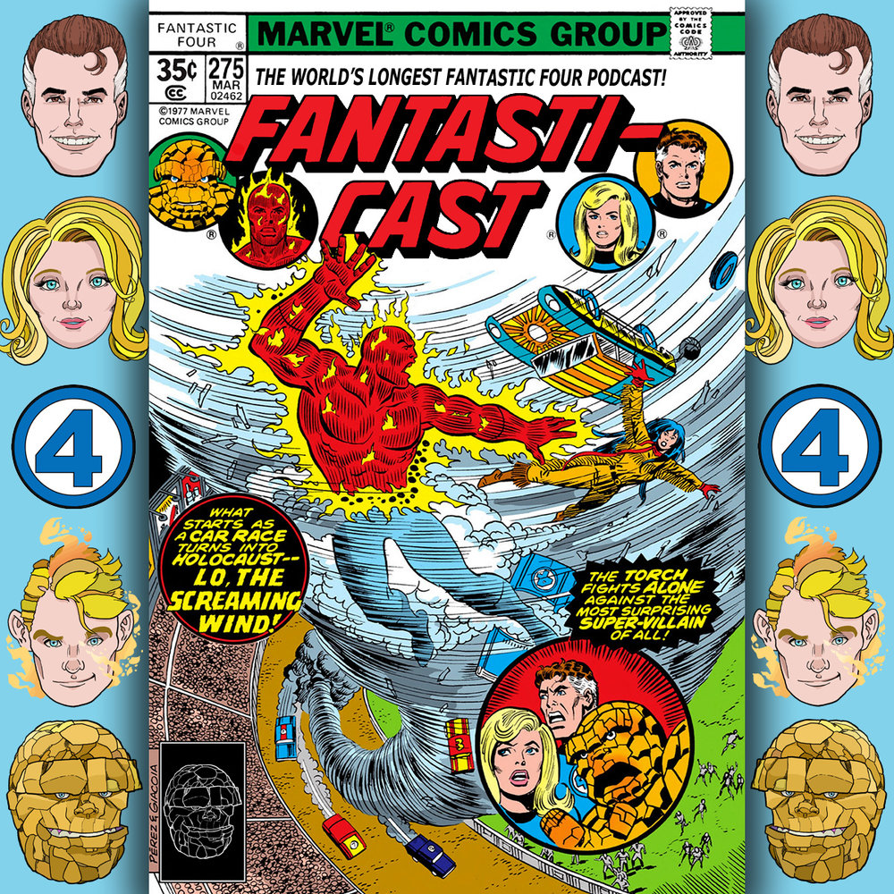 The Fantasticast Episode 275
