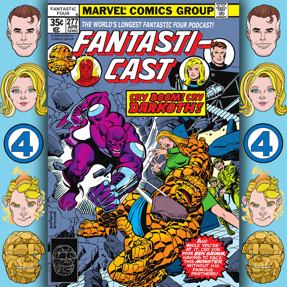 The Fantasticast Episode 277