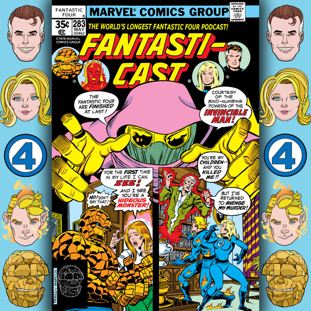 The Fantasticast Episode 283