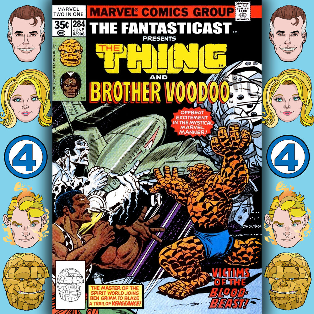 The Fantasticast Episode 284