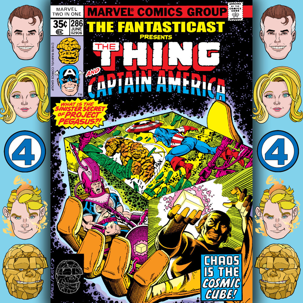 The Fantasticast Episode 286