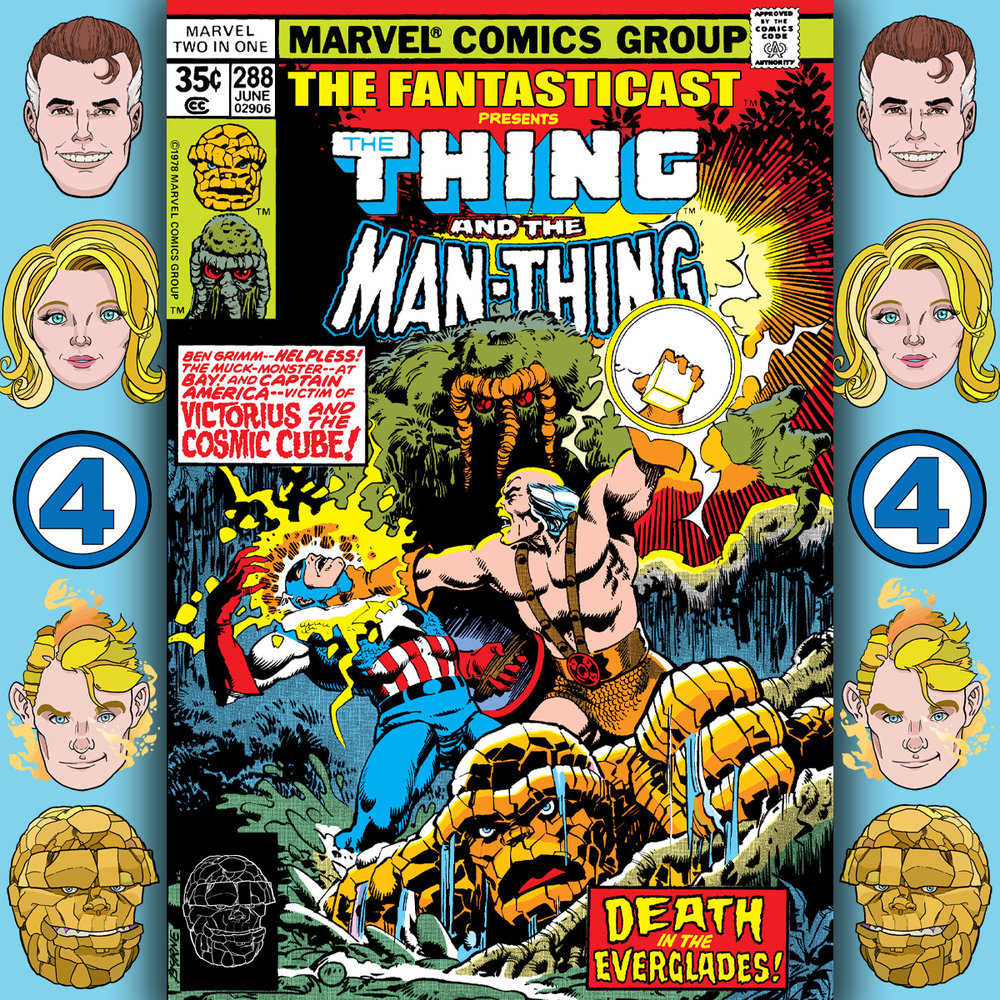 The Fantasticast Episode 288