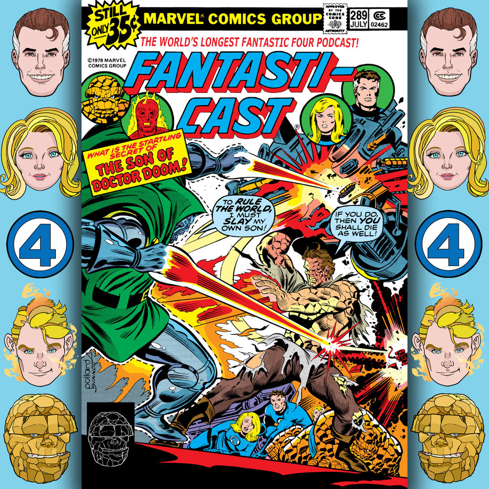 The Fantasticast Episode 289