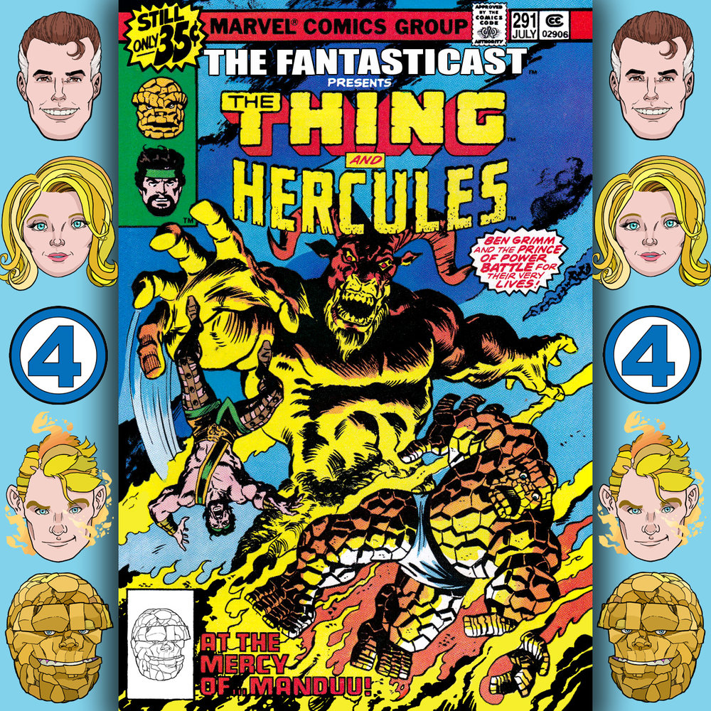 The Fantasticast Episode 291
