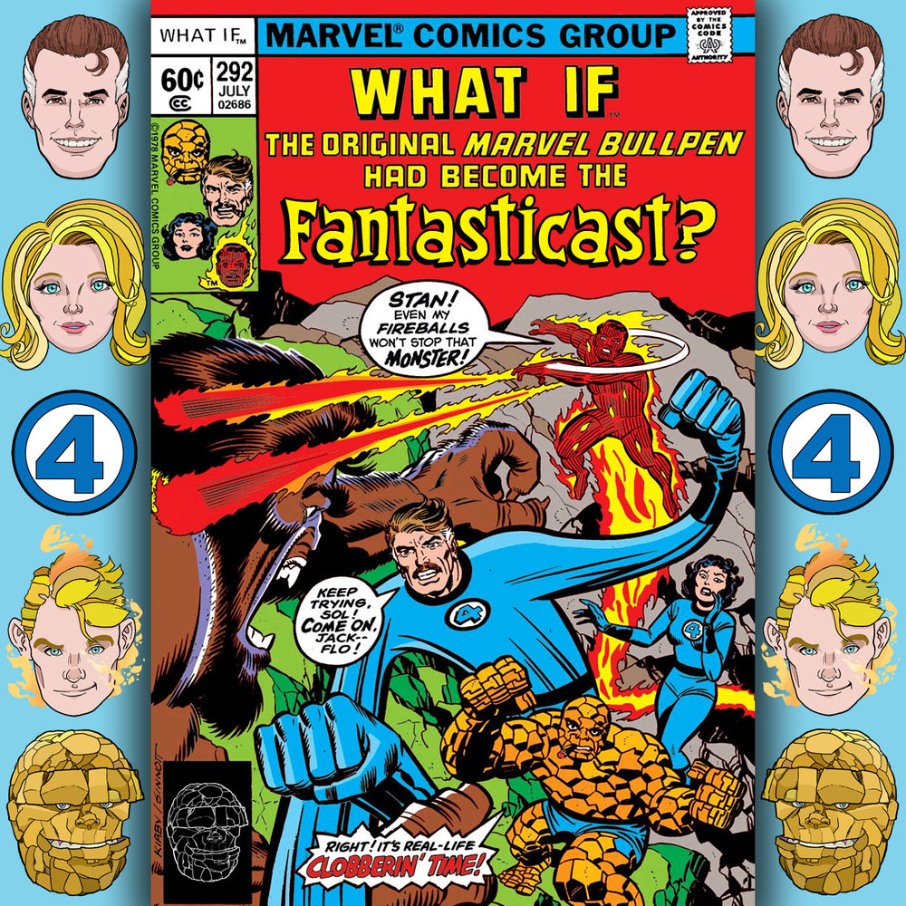 The Fantasticast Episode 292